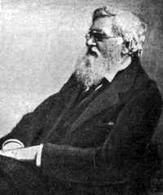 A.R. Wallace (Fonte: Wikipedia).