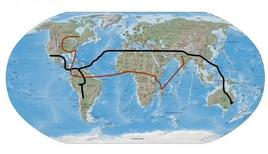 General Track. Modificato da  Wikipedia.