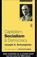 Accedi alla versione integrale del testo di Schumpeter, Capitalism, socialism and democracy