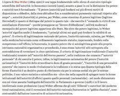"""Dalla voce """"Autorità"""" di Carlo Galli, Enciclopedia delle Scienze Sociali, Treccani"""