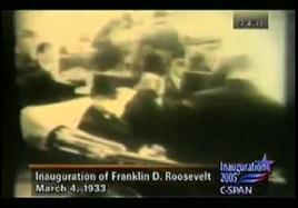 Il discorso inaugurale di F.D. Roosevelt nel 1933
