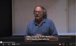 Illuminismo e Sfera Pubblica, Yale University