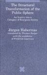 Accedi alla versione integrale del testo di J. Habermas, The Structural Transformation of the Public Sphere