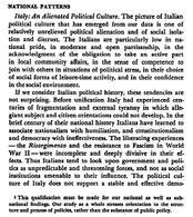 Accedi alla versione integrale del testo The Civic Culture di Almond e Verba
