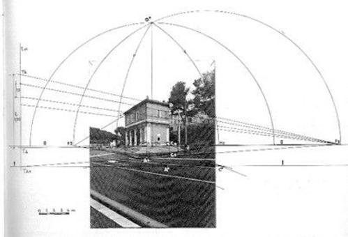 Rilevamento Planimetrico/Altimetrico Restituzione Prospettica