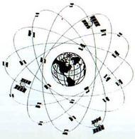 Una rete di satelliti orbita geostazionaria