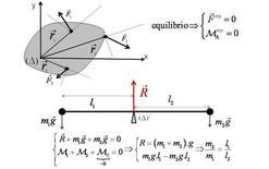 Equilibrio dei sistemi rigidi: la bilancia
