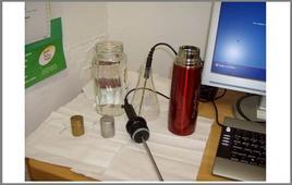Apparecchiature per le misure di calorimetria
