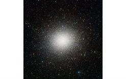 L'ammasso globulare Omega del Centauro, visto dal telescopio VST, Cile. Fonte: ESO.