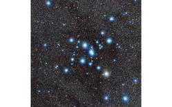 L'ammasso aperto Messier 7, osservato con il telescopio 2.2m, Cile. Fonte: ESO.