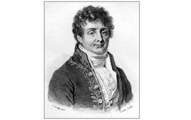 Jean Baptiste Joseph Fourier (1768-1830).