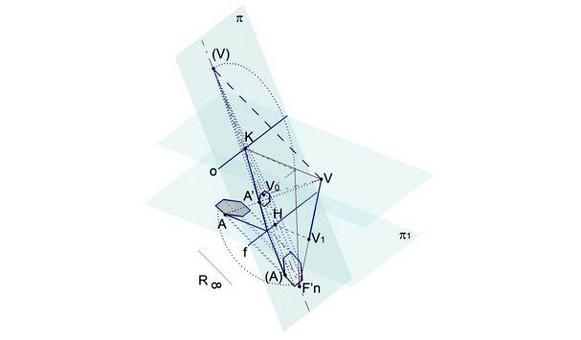 Fig. 3  – figure appartenenti al piano geometrale