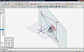 Fig. 8 – visualizzazione dei modelli in assonometria ortogonale isometrica