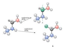 2-Clorobutano. Fonte: Seyhan Eğe, La Chimica Organica Essenziale, Idelson-Gnocchi, 2008