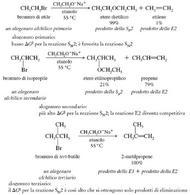 Competizione fra eliminazione e sostituzione. Competizione fra eliminazione e sostituzione. Fonte: Seyhan Eğe, La Chimica Organica Essenziale, Idelson-Gnocchi, 2008