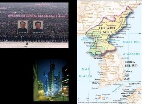 I due volti delle due Corea