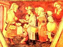 Medioevo e società servile. Fonte: Stradeanas