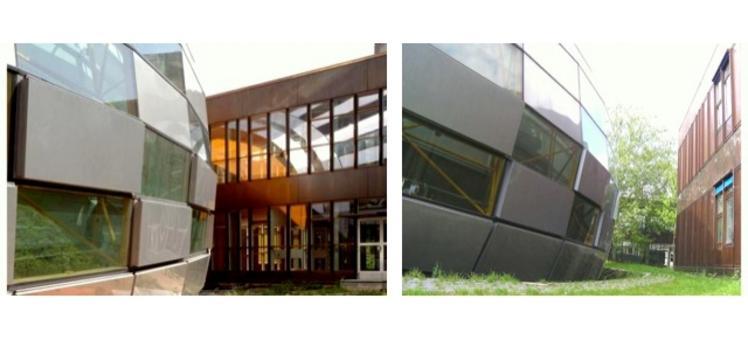 Foto a sinistra tratta da: Panoramio . Foto a destra tratta da: Freie Universität Berlin