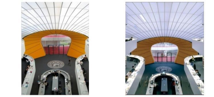 Foto a sinistra tratta da:  Free photos.  Foto a destra tratta da: Desing und Licht 01-2008