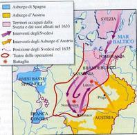 Incursione di Gustavo Adolfo durante la fase svedese