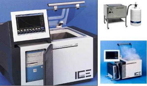 Sistema di discesa termica computerizzato.