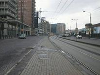 Napoli città portuale.  La via nuova Marina lungo la chiusura dell'area portuale (da T. Colletta, 2012).