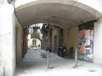Barcellona il recupero dei quartieri mercantili ad  uso commerciale (foto dell'a. 2009).