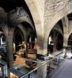 Barcellona. Il Museo marittimo e la storia navale della città negli antichi arsenali reali (foto dell'a. 2004)