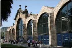 Barcellona. Gli arsenali reali Barcellona e il Museo Marittimo negli antichi arsenali (foto dell'a. 2009).