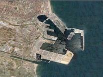 Valencia ed il suo porto dopo gli interventi per la Coppa America nel 2004