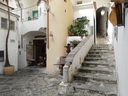 Amalfi (SA). L'abitato del Centro storico (foto dell'a. 2009)