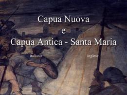 Copertina del CD–ROM, edito da Teresa Colletta, coordinatore di un gruppo di lavoro interdisciplinare, Napoli 2001