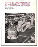 Copertina del volume di E. Guidoni, Arte e Urbanistica in Toscana 1000-1135, Ed. Bulzoni, Roma (I ed.1967) 1978.