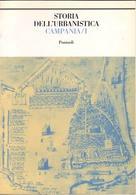 """Copertina del volume I di """"Storia dell'Urbanistica Campania, 1987, dedicato a Pozzuoli e ai Campi Flegrei."""