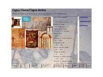 Capua. Documenti scritti su Capua medievale (da T. Colletta, CD Rom su Capua antica-Capua, 2000).