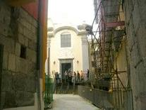 Chiesa seicentesca dell'arcivescovado (foto dell'a. 2006).