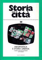 """Copertina del volume su """"catasti e informatica"""" a cura di F. Bocchi."""