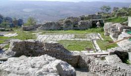 Conza della Campania (foto dell'a. 2006).