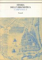 Copertina del I volume di Storia dell'urbanistica Campania, 1987, dedicato a Pozzuoli e ai Campi Flegrei.