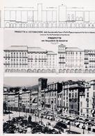 Genova. Il fronte della Ripa Maris in età moderna (da E. Poleggi, Genova…1975).