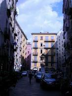 Napoli. Via Larga agli Orefici (foto dell'a. 2008).