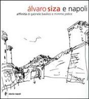 Copertina del volume di Alvaro Siza su Napoli e il progetto della stazione a Castelnuovo.