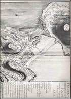 La piazzaforte di Gaeta. Carte Montemar (da T. Colletta, Piazzeforti di Napoli e Sicilia…1981)