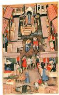 La strada dei commercianti di stoffe. Firenze (da T. Colletta  ( a cura di) Coloinie mercantili e minoranze etniche…, 2007).
