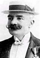 Emilio Salgari. Fonte: Wikipedia