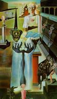 Salvador Dalì, L'uomo invisibile (1929)