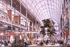 Great Exhibition, Crystal Palace – Hyde Park, Londra, 1851