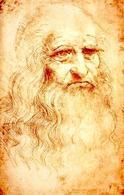 Leonardo da Vinci. Autoritratto. Torino, Biblioteca Reale. Fonte: Wikipedia
