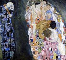 """Death and Life"", Gustav Klimt"