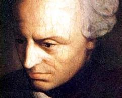 Immanuel Kant. Fonte: Wikipedia